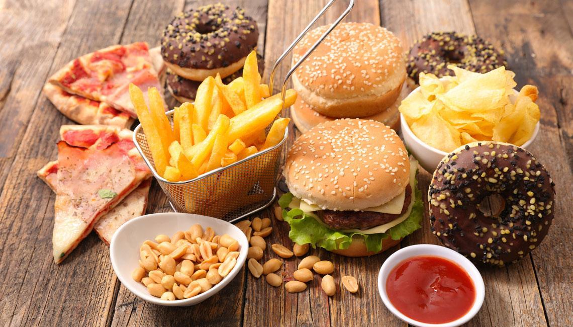 La comida basura y poco ejercicio avanzan el deterioro de salud del cerebro