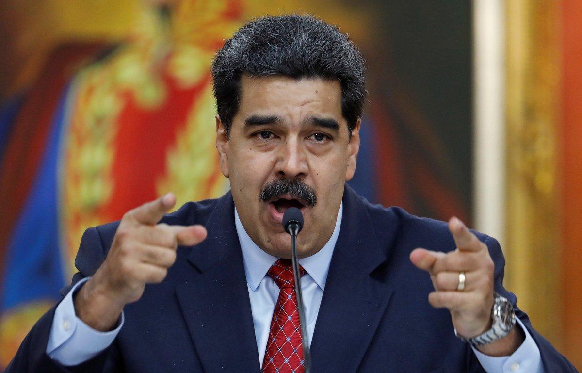 Maduro celebra en vivo la excarcelación de Lula