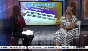 Migración sin frontera: Nuevos cambios Formulario 1-407 sobre entrega de residencia