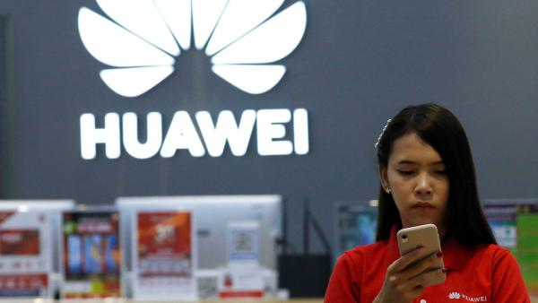Huawei asegura que expansión del 5G no se verá afectada por el veto de EEUU
