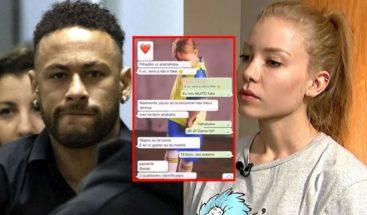 La mujer que acusa a Neymar de violación ha perdido su móvil, dice abogado