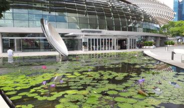 Singapur, un pequeño país,