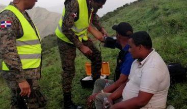 Rescatan 9 excursionistas que se encontraban perdidos en la Cordillera Central
