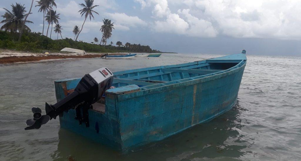 Detienen 15 personas pretendían viajar ilegalmente a Puerto Rico