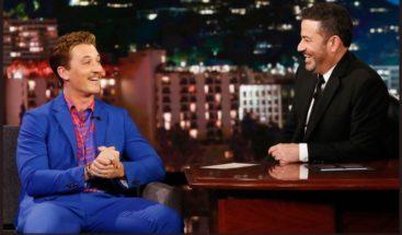 Entrevista de Jimmy Kimmel al actor Miles Teller causa indignación en redes sociales