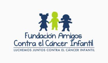 Recaudan fondos para fundación Amigos Contra el Cáncer Infantil