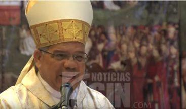 Arzobispo Ozoria dice que la iglesia tiene derecho a defender la dignidad de los más desposeídos