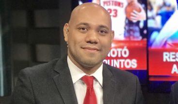 Martín Rodríguez, destacado periodista de Noticias SIN, nominado a Cronista del Año