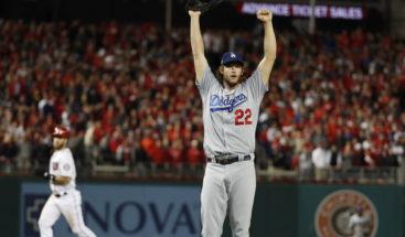 Cachorros y Dodgers consolidan lideratos; Nacionales barren a los Filis