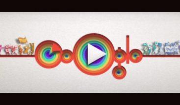 Google celebra con un colorido 'doodle' los 50 años del Orgullo LGBTQ+