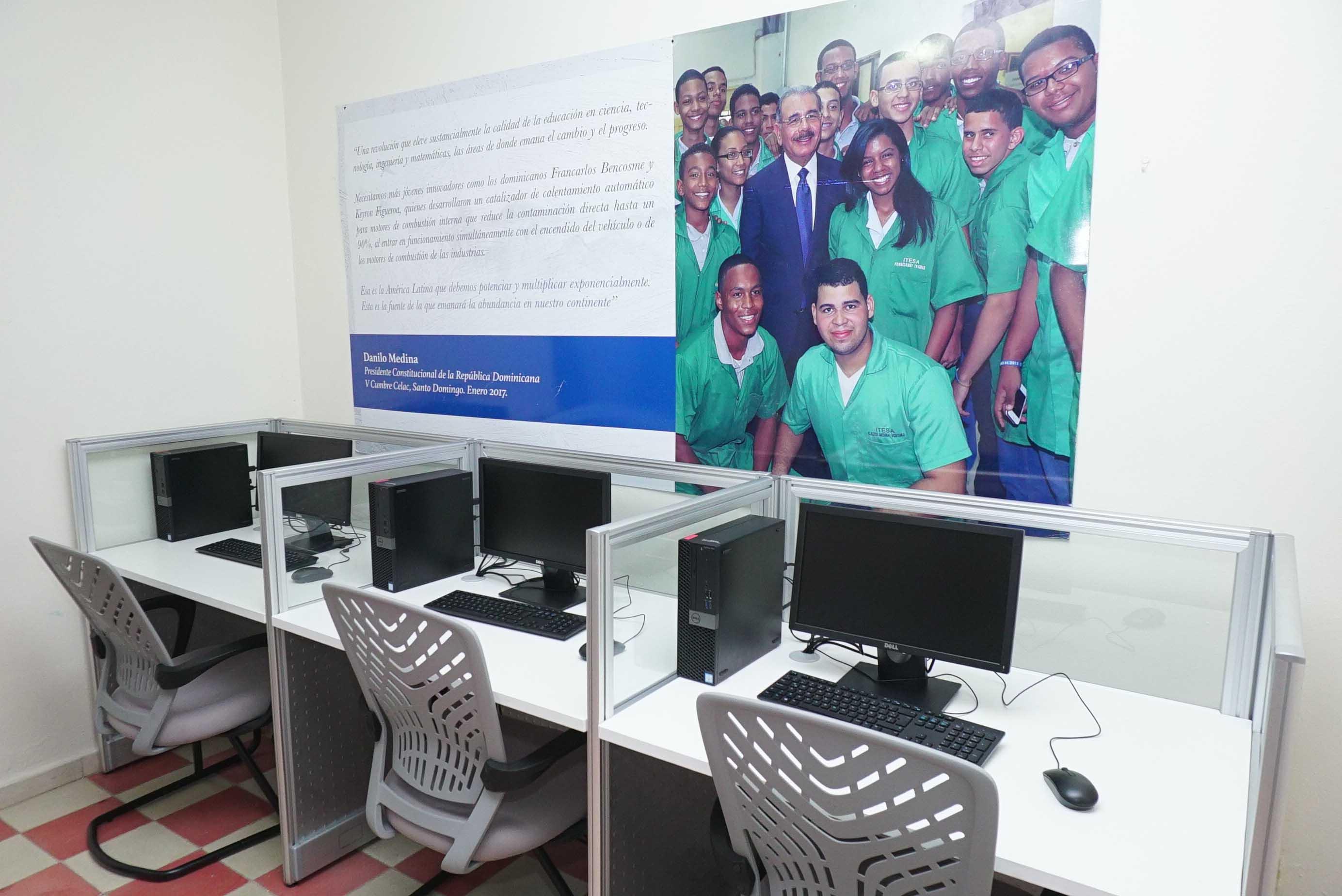 ONAPI inaugura centro de apoyo a la tecnología e innovación en Puerto Plata