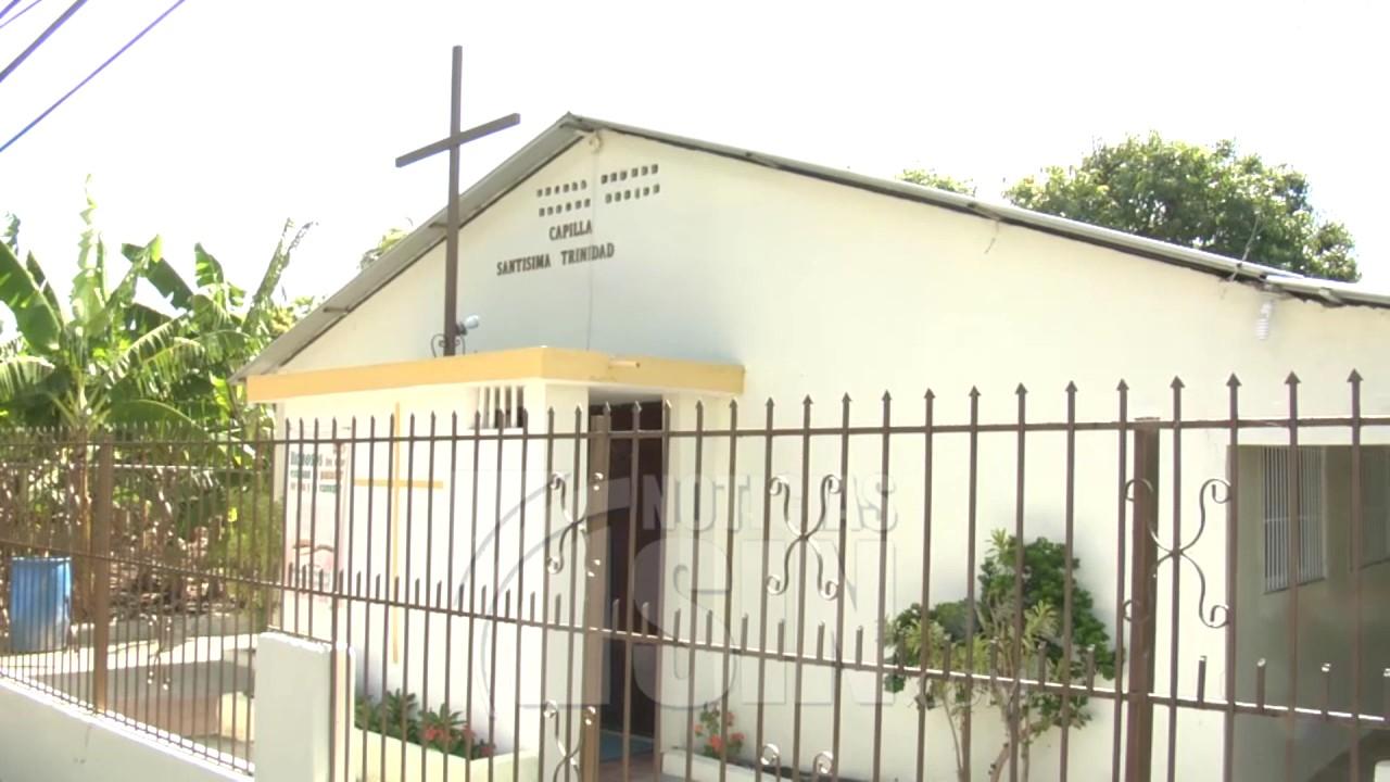 PN informa pertenencias sustraídas de iglesia Santísima Trinidad de Licey al Medio han sido recuperadas