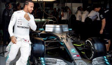Hamilton dominó el primer libre en Austria, Sainz marcó el séptimo tiempo