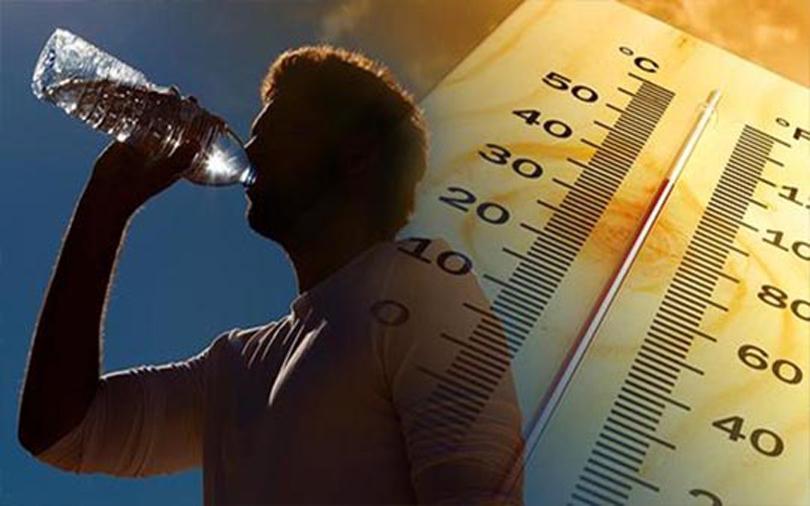 Persisten las altas temperaturas; se esperan valores por encima de los 35 grados Celsius