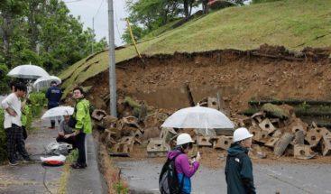Al menos 26 heridos, uno de gravedad, por el terremoto del noroeste de Japón