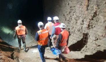 Encuentran fallecido a minero que estaba desaparecido tras derrumbe en Chile