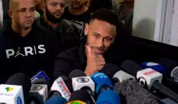 Neymar sobre caso de violación: