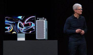 Mac Pro, así es el nuevo y potente ordenador de Apple