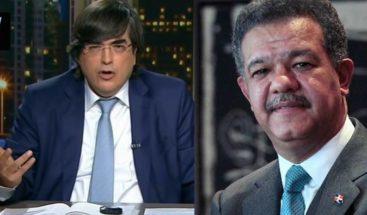 Expresidente Leonel Fernández responde a las acusaciones del comunicador Jaime Bayly