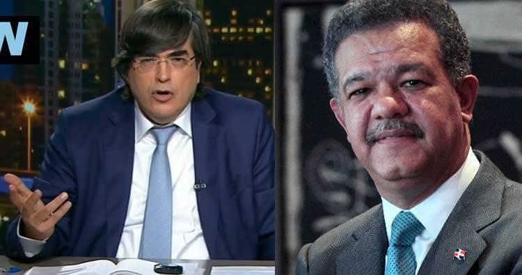Expresidente Leonel Fernandez Responde A Las Acusaciones Del Comunicador Jaime Bayly La mujer de mi hermano. noticias sin