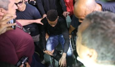 Neymar declara a la Policía en caso por violación y agradece apoyo de
