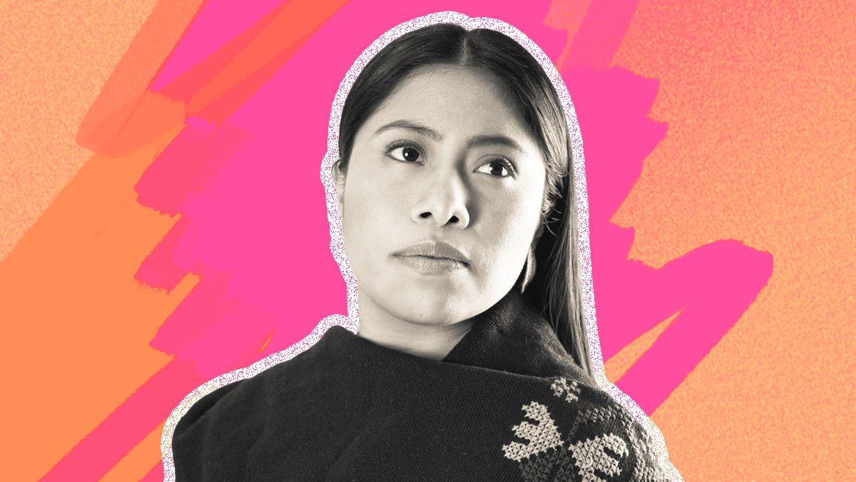 Yalitza Aparicio lanza campaña contra la violencia a mujeres en México