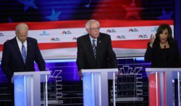Demócratas atacan a Biden en debate por deportaciones en el Gobierno de Obama
