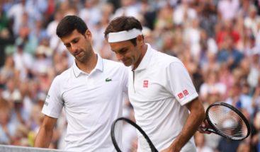 Djokovic dice que Federer y Nadal son su inspiración y que espera superarlos