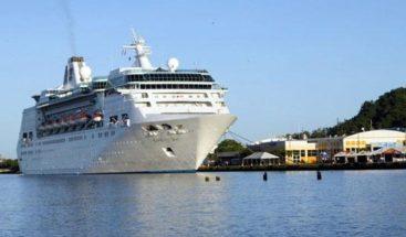 Cancelan parada de crucero en P.Rico por seguridad tras violentas protestas