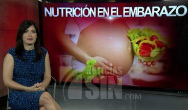 Importancia de la nutrición durante el embarazo