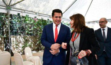 Alcalde del DN dispone aumento de salarios de un 10% a Cuerpo de Bomberos