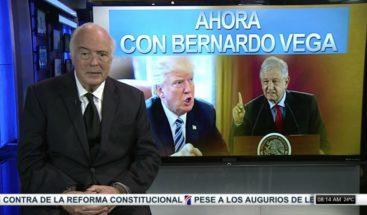 Bernardo Vega: ¿Cómo la presión de Trump sobre México y Centroamérica puede provocar daños a RD?