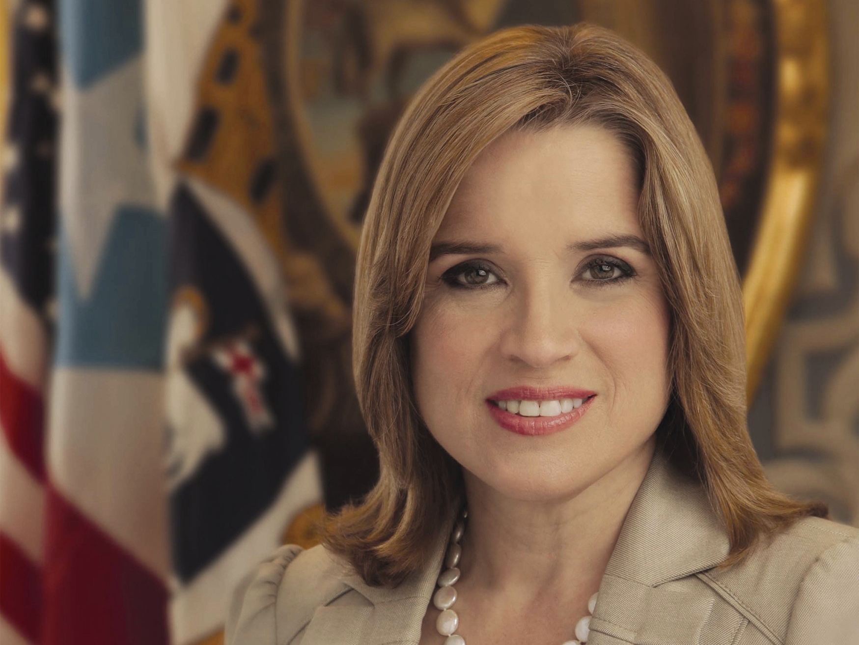 Alcaldesa exige la renuncia del gobernador de Puerto Rico tras insultos