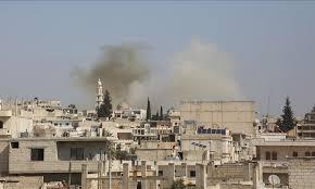 Mueren 11 civiles en Idlib por bombardeos rusos y del Gobierno sirio