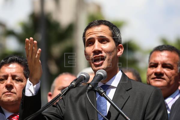 Guaidó pide al exilio venezolano ayudar a