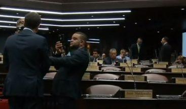 Cámara Baja comienzan sesión con 153 diputados