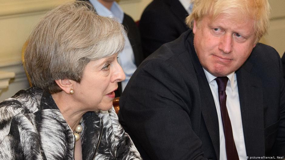 May trató de restringir el acceso de Johnson a información secreta, dice BBC