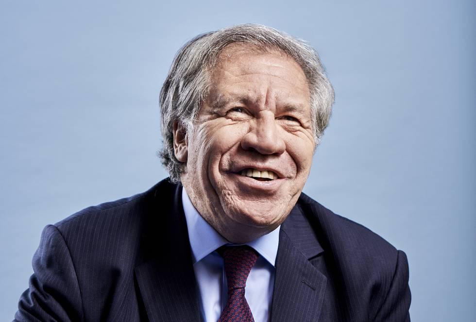 Almagro cree que el diálogo de Venezuela solo servirá si EE.UU. presiona