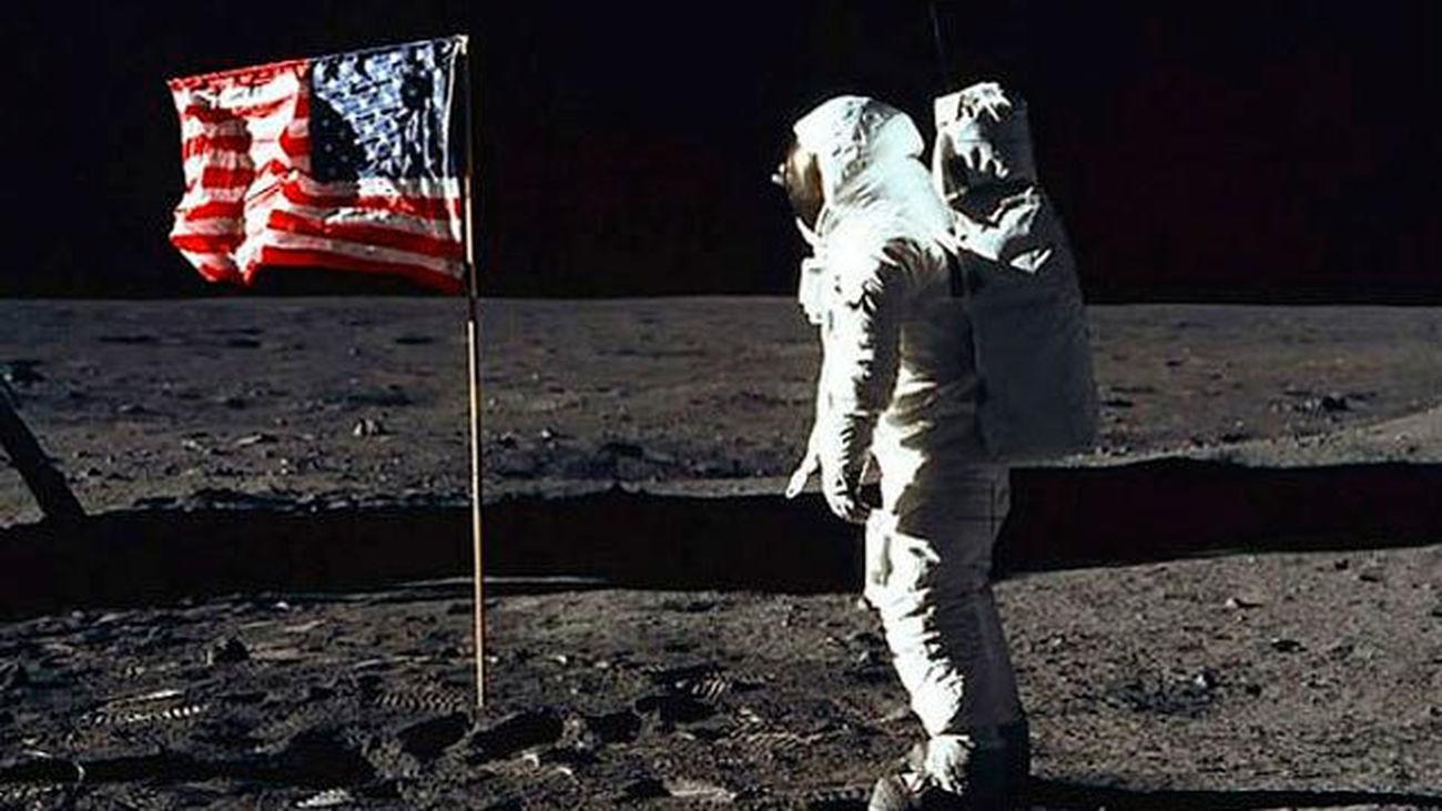 Aviso de serie previa por el 50 aniversario de la llegada a la Luna