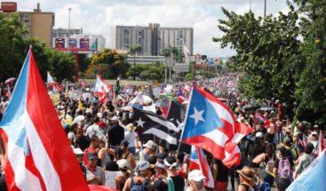 Puerto Rico vive su undécima jornada de protestas contra gobernador Rosselló