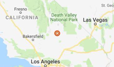 Un temblor de magnitud 6,6 sacude el sur de California