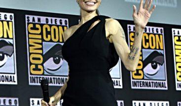 ¡Es oficial! Angelina Jolie se une al universo Marvel