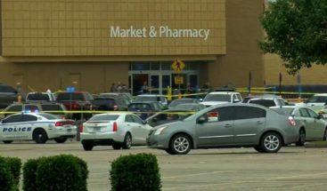 Un tiroteo en un Walmart de Mississippi deja 2 personas muertas y un policía herido