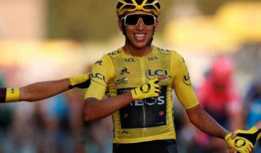 París se descubre ante Egan Bernal, nuevo héroe del ciclismo colombiano