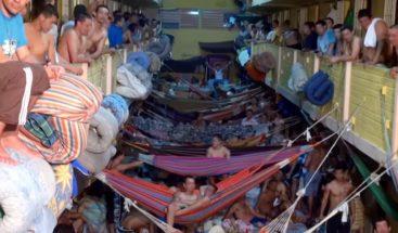 Hacinamiento en cárceles es un problema de toda América Latina, advierte HRW