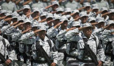La nueva Guardia Nacional inicia operaciones en Ciudad de México