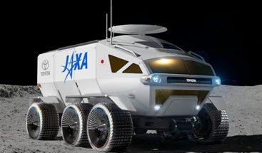 Toyota y la JAXA aspiran a enviar un vehículo tripulado a la Luna en 2029