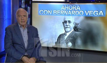 Bernardo Vega habla sobre efectos dañinos de las reformas de elecciones
