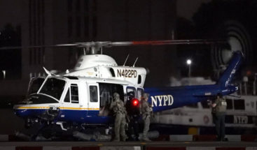 Un video muestra los últimos minutos del Chapo en Nueva York