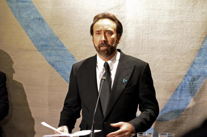 Nicolas Cage cancela por sinusitis viaje a Festival mexicano de Guanajuato